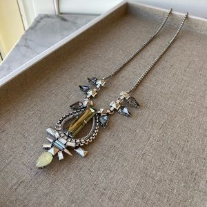 Stella & Dot Eclipse Pendant Necklace